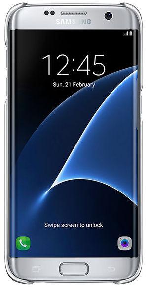 Samsung Clear EF-QG935CS SG S7+ (stříbrné)