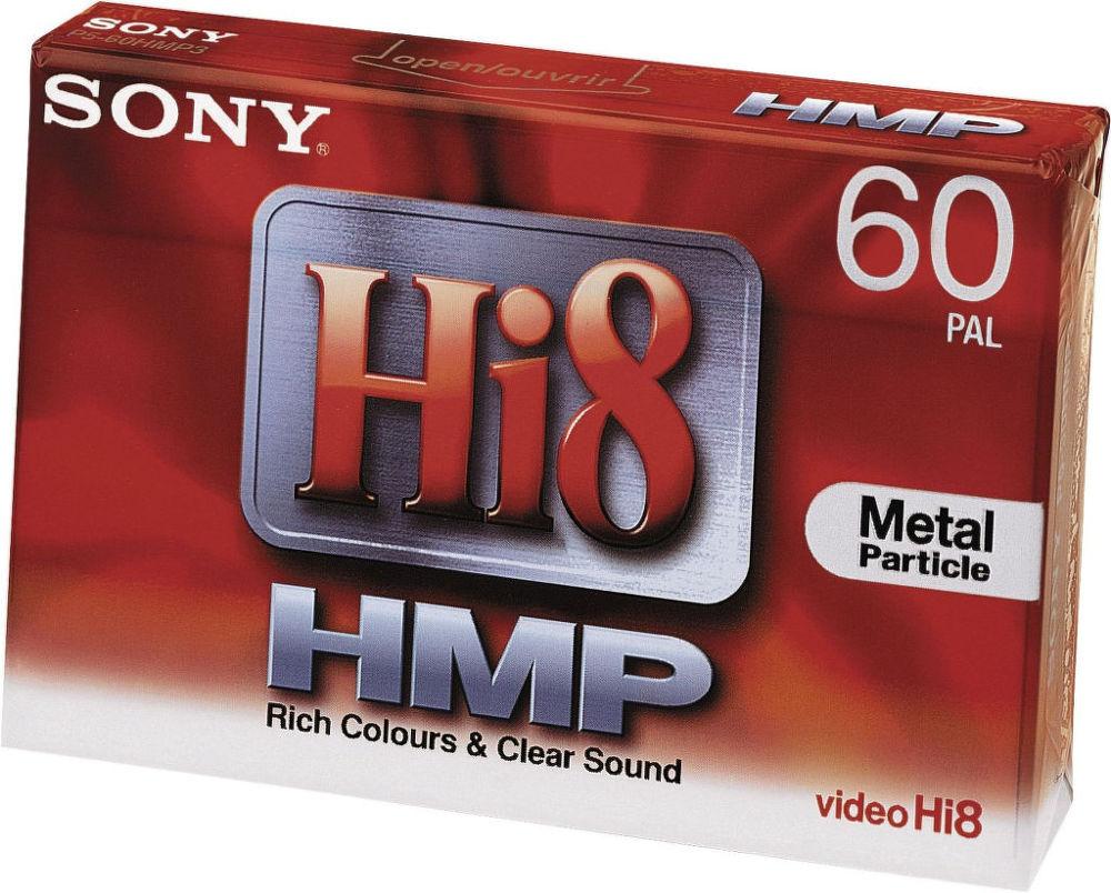 Sony Hi8 60 min (P560HMP3)