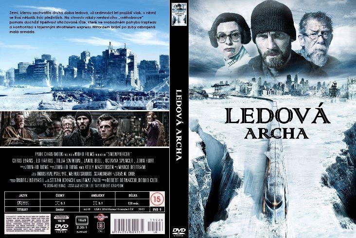 Ledová archa - DVD film