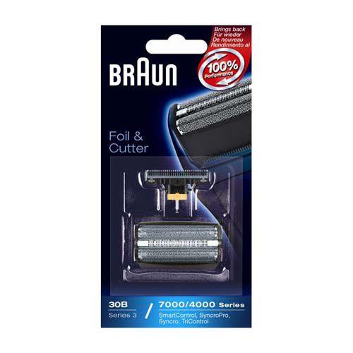 BRAUN CombiPack Syncro - 30B - planžeta + nůž