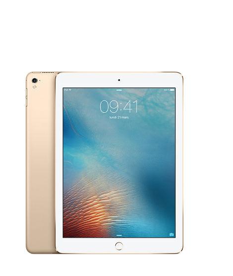 """Apple iPad Pro 9.7"""" Wi-Fi+Cell 32GB (zlatý), MLPY2FD/A"""