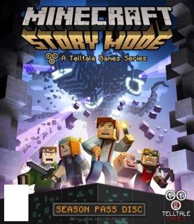 Minecraft Story Mode - hra pro PS4