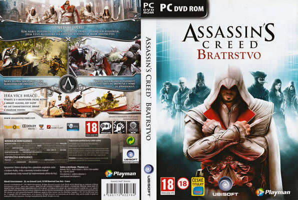 Assassin´s Creed Bratrstvo - hra pro PC