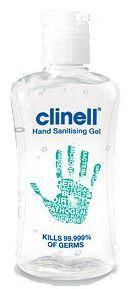 Clinell hygienický gel na ruce
