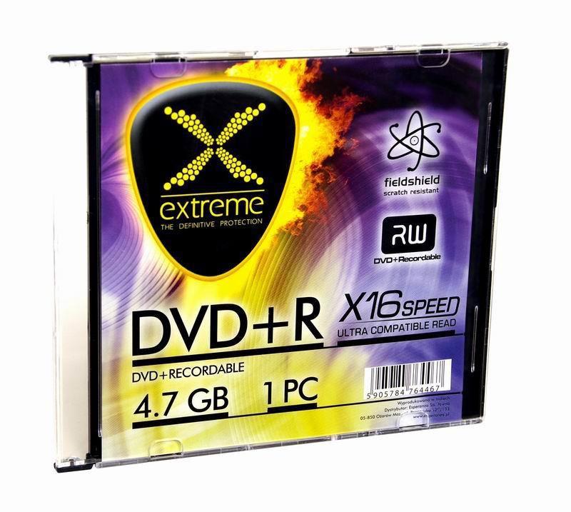 Esperanza DVD+R Extreme 4,7GB X16 1ks