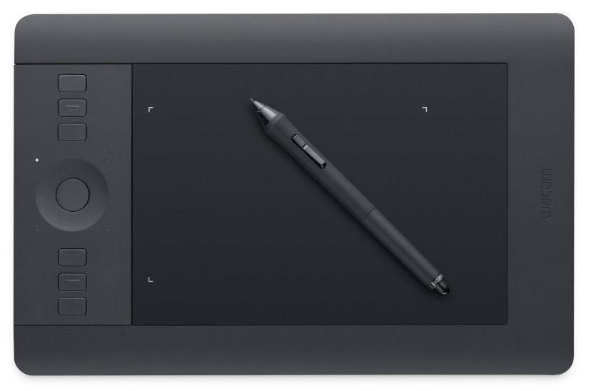 Wacom Intuos Pro Creative Pen&Touch Tablet S
