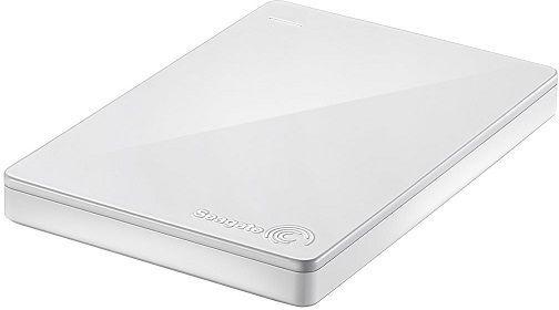 Seagate Backup Plus Slim 2TB (bílý)
