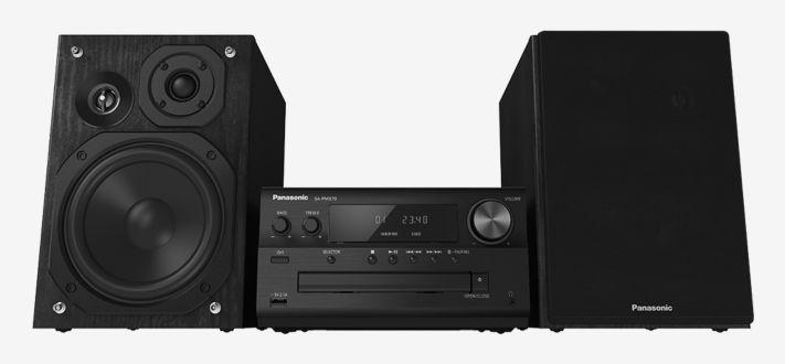 Panasonic SC-PMX70BEGK DAB Plus (černý)