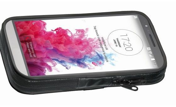 CellularLine voděodolné pouzdro pro Interphone SM57 (černé)