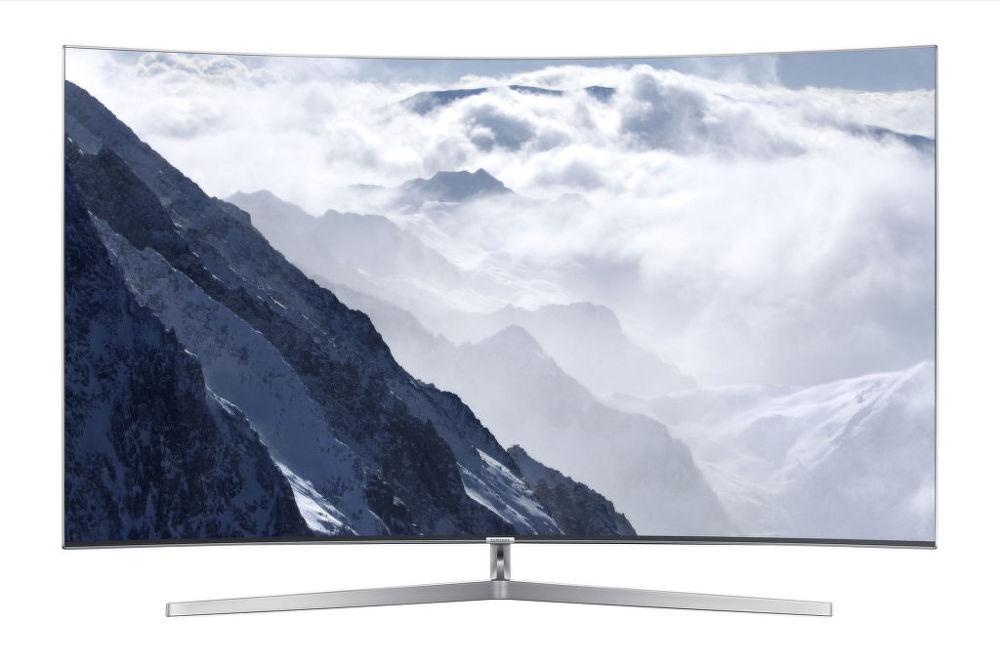 Samsung UE55KS9002T (černá)