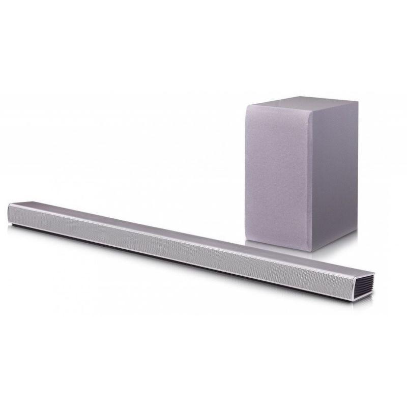 LG SH5 (stříbrný)