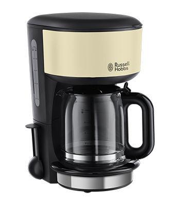 RUSSELL HOBBS 20135-56 (krémová) - Překapávací kávovar