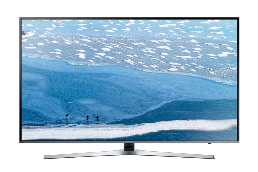 Samsung UE55KU6472U (černo-stříbrná)