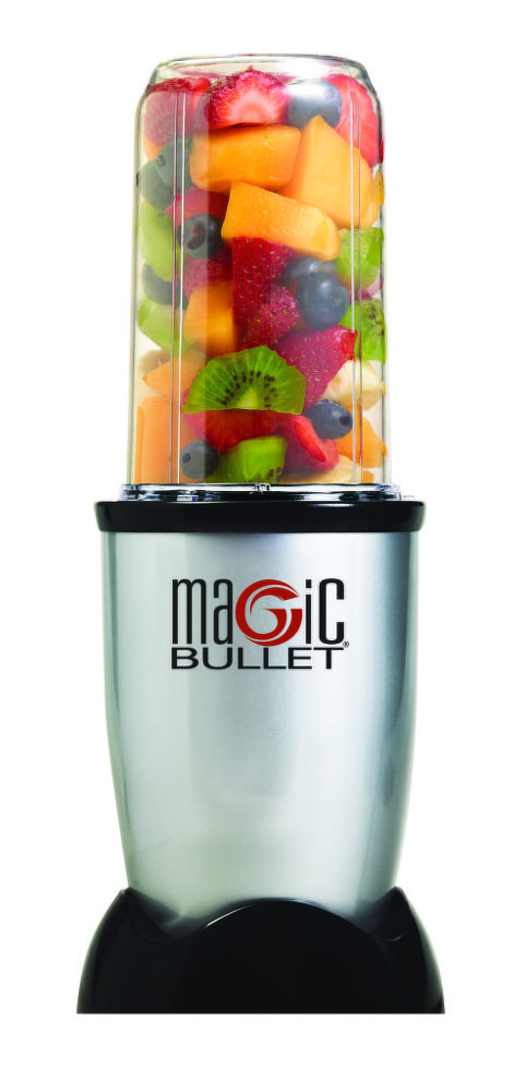 Delimano Magic Bullet (stříbrná) - Smoothie mixér