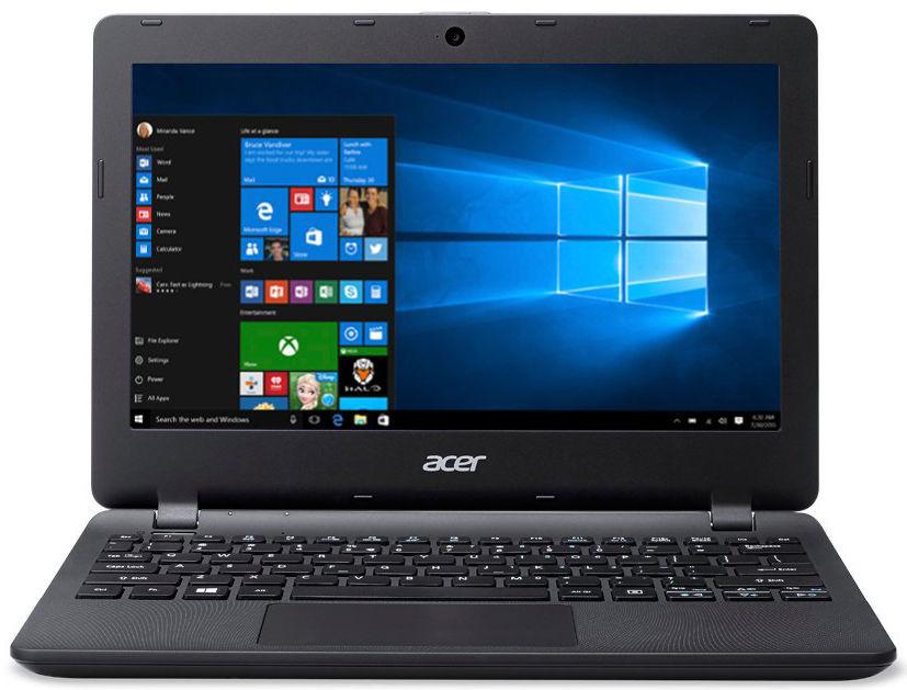 Acer Aspire ES11, NX.MYGEC.002 (černý)