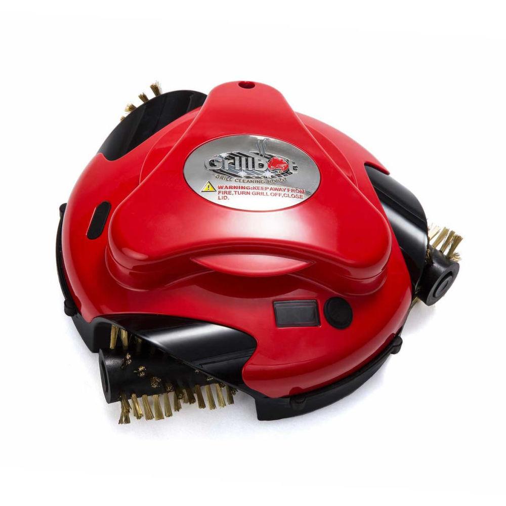 Grillbot GBU101 (červený) - Robotický čistič grilů