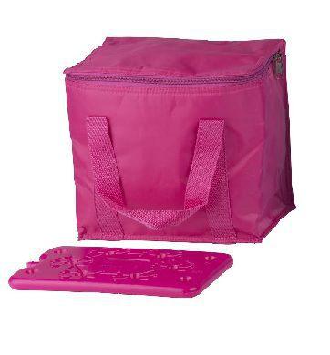 Cool-It BF-41994-R (růžová) - chladící taška přes rameno 7l