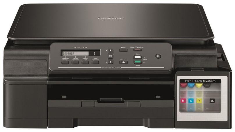 Brother DCP-T300 - MTF tiskárna + dárek Kancelářský papír A4 80g 500 listů zdarma