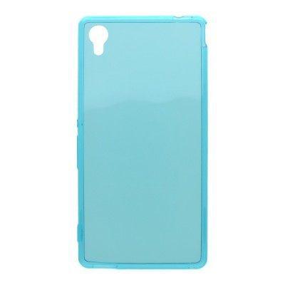 Mobilnet gum.pouzdro (modré) na Sony M4
