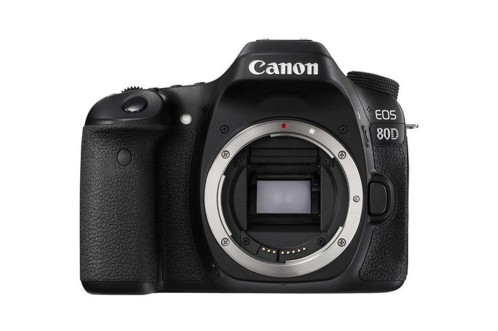 Canon EOS 80D (tělo)