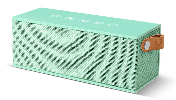 Fresh 'n Rebel Rockbox Brick Fabriq Edition (bledo-zelený)