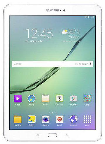Samsung Galaxy Tab S 2 VE 9.7 Wi-Fi, SM-T813NZWEXEZ (bílý)