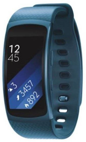 Samsung Gear Fit2, SM-R3600ZBAXEZ (modrá)