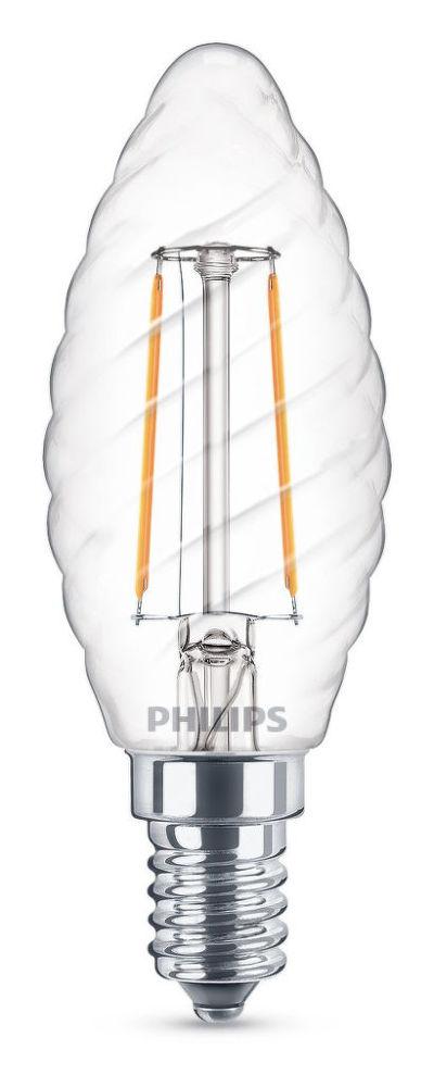 Philips lighting svíčka 2W(25W) ST35 E14, LED Classic