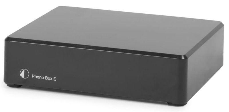 Pro-Ject Phono Box E (černý) - gramofonový předzesilovač