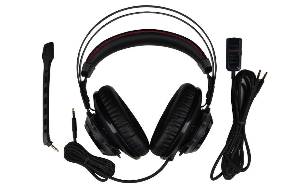 Kingston HyperX Cloud Revolver Headset Black