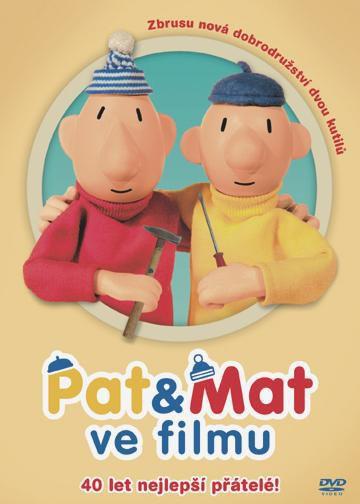 Magic Box DVD Pat a Mat ve filmu