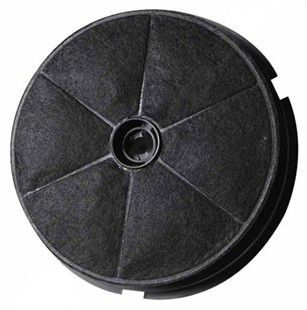 ECG EFR 6176 SS X - uhlíkový filtr