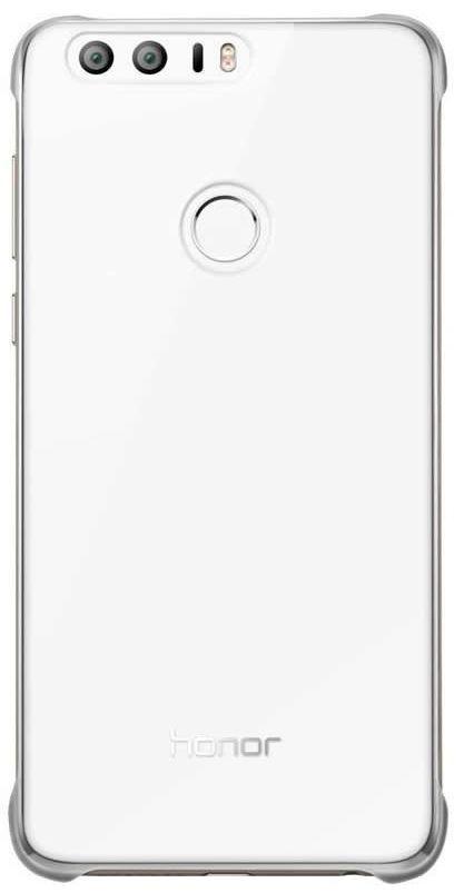 Huawei ochranné pouzdro pro Honor 8 (stříbrné)
