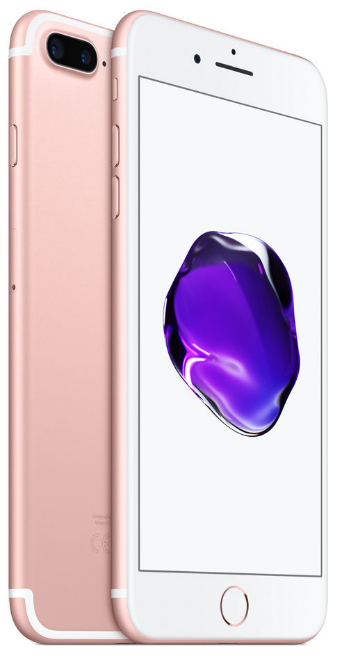 Apple iPhone 7 Plus 256 GB (růžovo-zlatá)