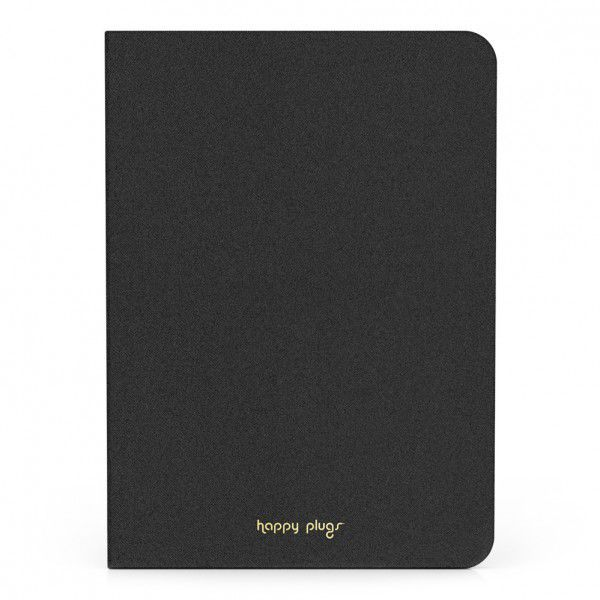 Happy Plugs flipové pouzdro pro Apple iPad Air (černé)