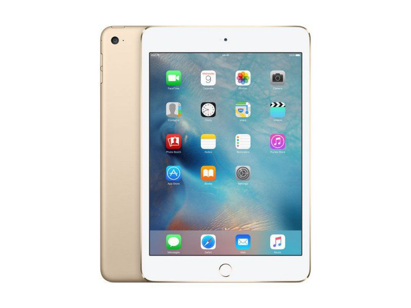 Apple iPad mini 4 Wi-Fi Cell 32GB (zlatý) + dárek eScan Mobile Virus Security pro Android na 90 dní zdarma