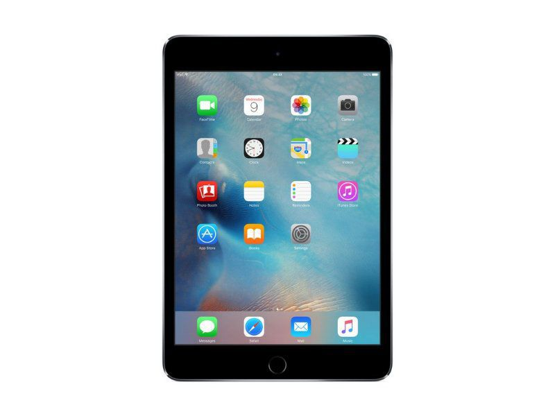 Apple iPad mini 4 Wi-Fi 32GB (šedý) + dárek eScan Mobile Virus Security pro Android na 90 dní zdarma