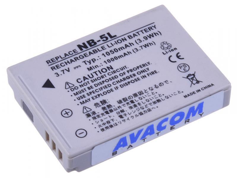 Avacom DICA-NB5L-731 - Baterie pro foto
