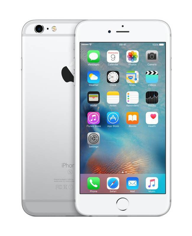 Apple iPhone 6s 32 GB (stříbrný)