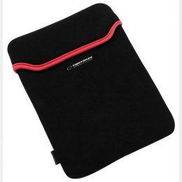 """Esperanza ET174r - neoprénové pouzdro na notebook 15.6""""(červený lem)"""