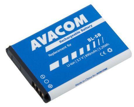 AVACOM GSNO-BL5B-S890, Batéria