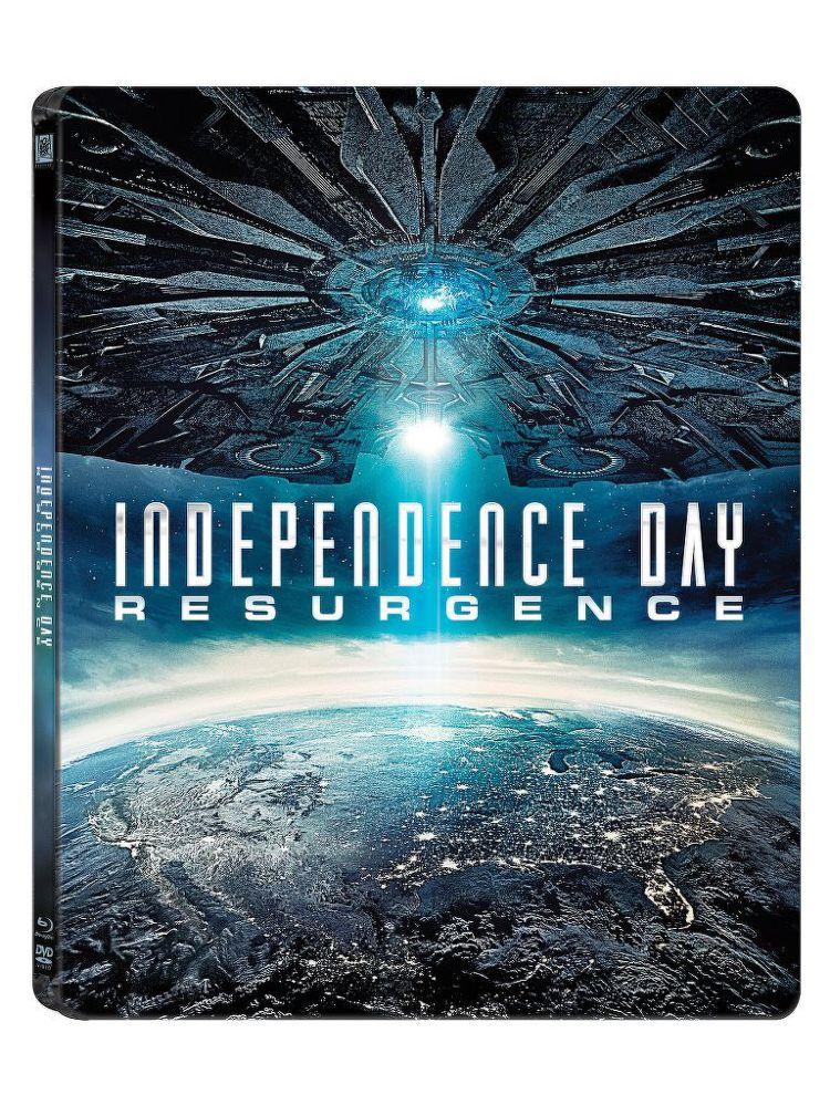Den nezávislosti: Nový útok - 3D Blu-ray film