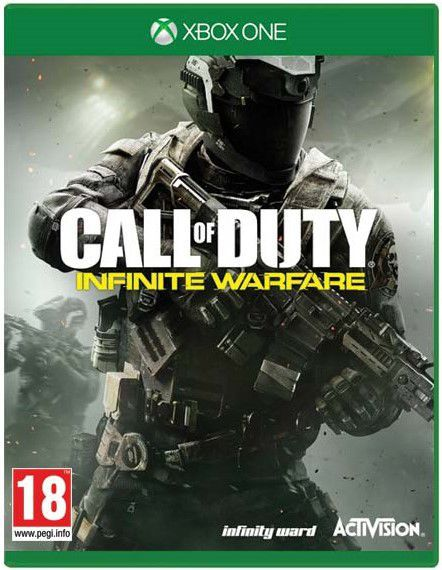 Call of Duty: Infinite Warfare - Xbox One hra