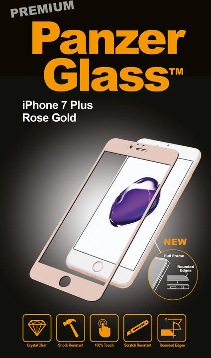 PanzerGlass 2607 ochr.sklo na Apple iPhone 7 Plus