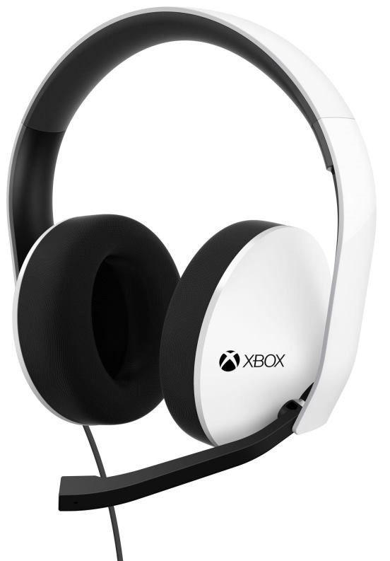 Microsoft Xbox One Headset (bílá)