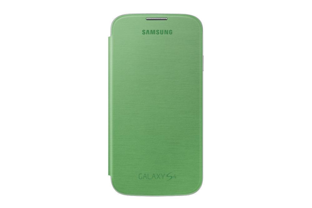 Samsung flipové pouzdro EF-FI950BG pro Galaxy S4 (zelená)