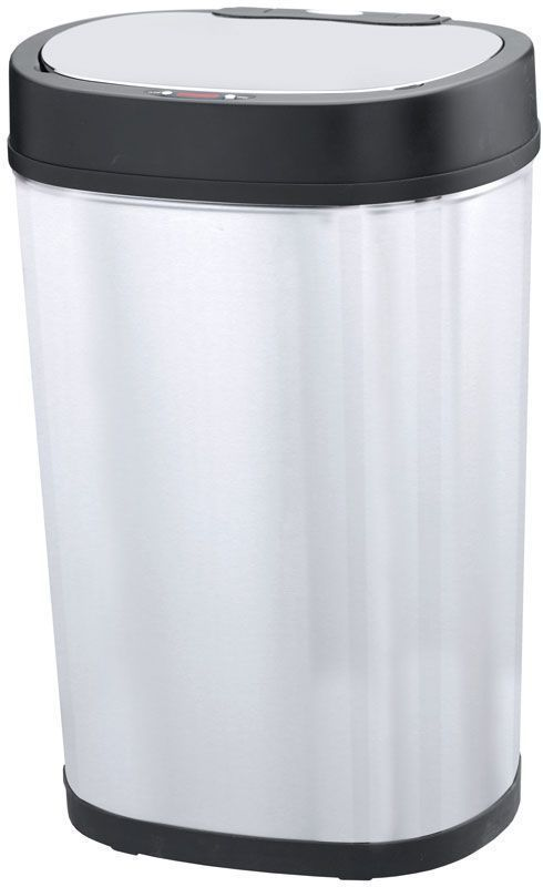HELPMATION GYT 40-5 Deluxe 40L (nerez) - Bezdotykový odpadkový koš