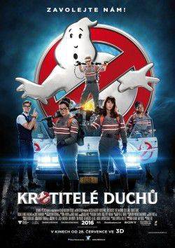 Krotitelé duchů - Blu-Ray film