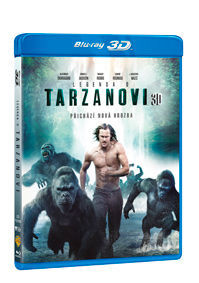 Legenda o Tarzanovi (3D+2D) - Blu-Ray film