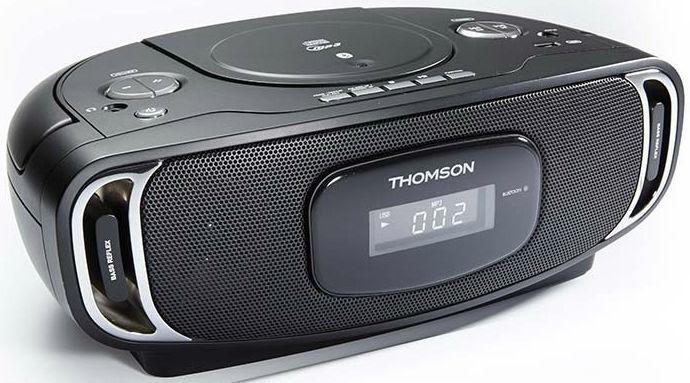 Thomson RCD400BT (černý)